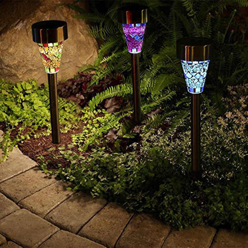 светильники для огорода фото увидите