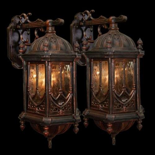 Уличные фонари: традиция, история и устройство фонарей