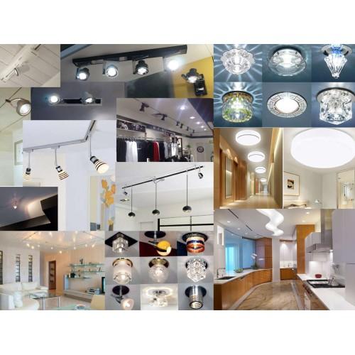 Правила выбора светильников для жилого помещения