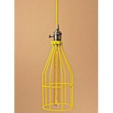 Подвесной светильник LOFT HOUSE P-62-1 (желтый)