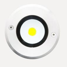 Встраиваемый светильник Tube 7042ALed (d110мм)