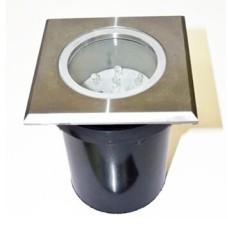 Грунтовый светильник Tube 77192Led (100Х100мм)