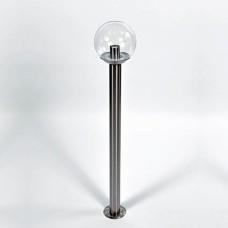 Светильник уличный INOX 75304-1000 (высота 1 м)