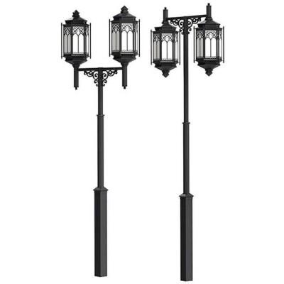 Парковый светильник Palazzo 530-32/B-50 (h 3 м)
