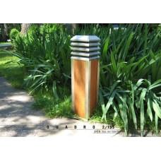 Светильник уличный TEAK HOUSE SMQL 2-15 (h 805 мм)