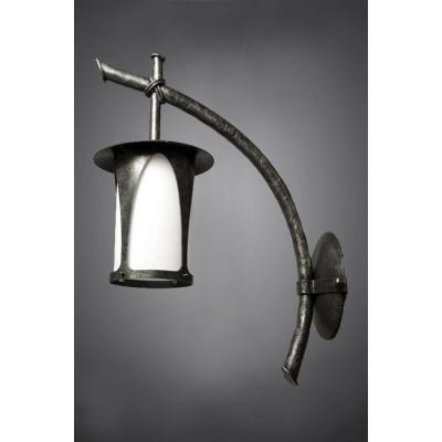 Настенный Кованый светильник Borneo 160-11 (Русские фонари)