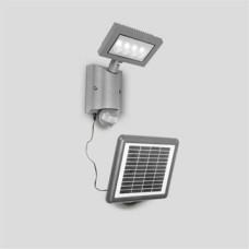 Бра на солнечной батарее SOLAR W6101S-PIR SL