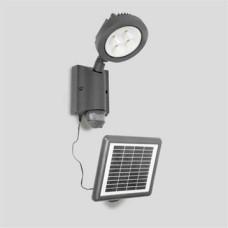 Бра на солнечной батарее SOLAR W6102S-PIR SL