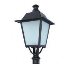Парковый светильник Quadro SM1020 (голова на опору)
