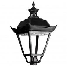 Парковый светильник Rosa SM LED (голова на опору)