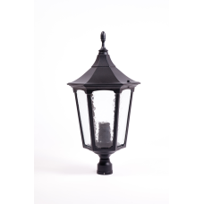 Венчающий светильник ALBORG L 79703L Bl