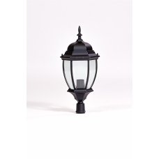 Венчающий светильник ARSENAL L 91203L Bl