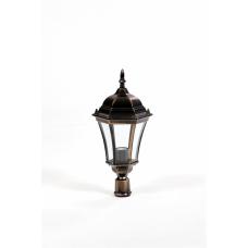Венчающий светильник ASTORIA 1 S 91303S Gb