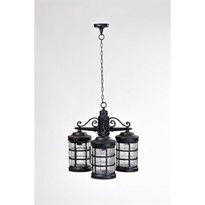 Подвесной фонарь BARSELONA 81270/3 Bl
