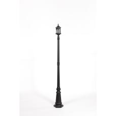Уличный фонарь DELI S 89909S Bl