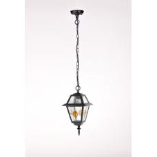 Подвесной фонарь FARO lead GLASS 91105 lgY Bl