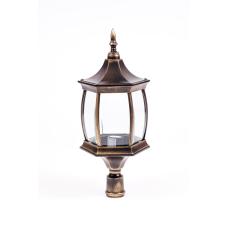 Венчающий светильник LION 85103 Gb