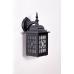 Настенный светильник LONDON S 64802S Bl