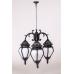 Подвесной светильник MONACO L 89570/3/16L Bl