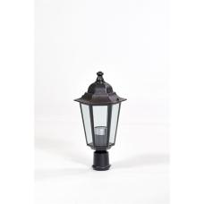 Венчающий светильник PETERSBURG S 79803S Bl