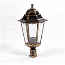 Венчающий светильник PETERSBURG M 79803M Gb