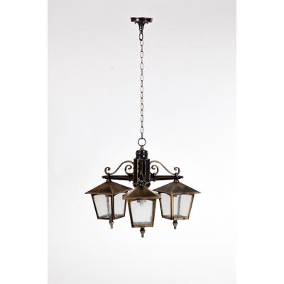 Подвесной светильник PRAGA 15970/3 Gb