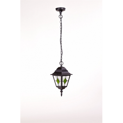 Подвесной светильник QUADRO lead GLASS 79905M lgG Bl