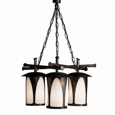 Подвесной Кованый светильник Borneo 160-93 (Русские фонари)