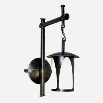 Настенный Кованый светильник Borneo 160-12 (Русские фонари)