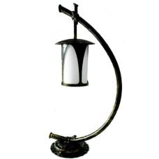 Кованый фонарь Borneo 160-31 (Русские фонари)