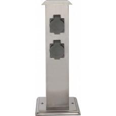 Блок розеток наземный Globo Pietra 1 37002-4