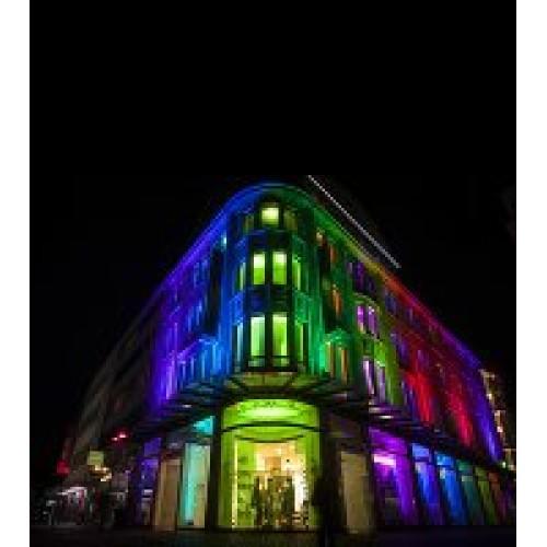 Предназначение архитектурных светильников