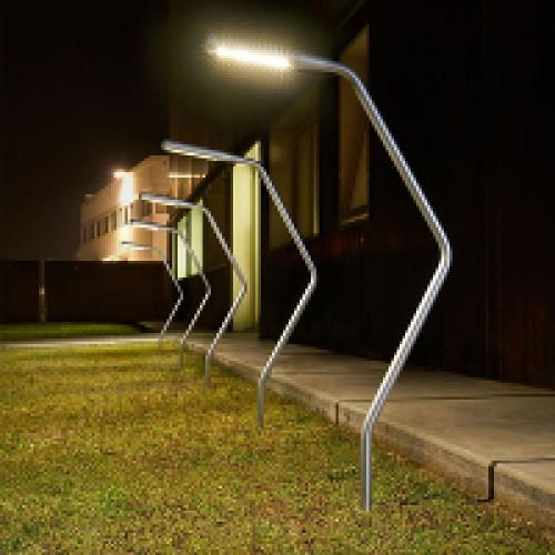 Стили уличных светильников