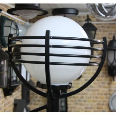 Парковый светильник шар Стрит 51/4 (голова на опору)