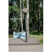 """Объект """"Парк культуры и отдыха"""" в г. Ногинск, 2018 год"""