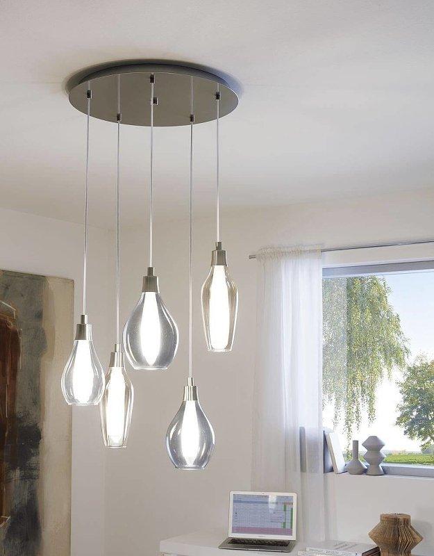 Подвесной светильник хай-тек